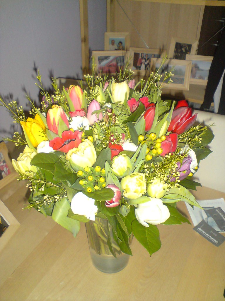 Flowers by Mail