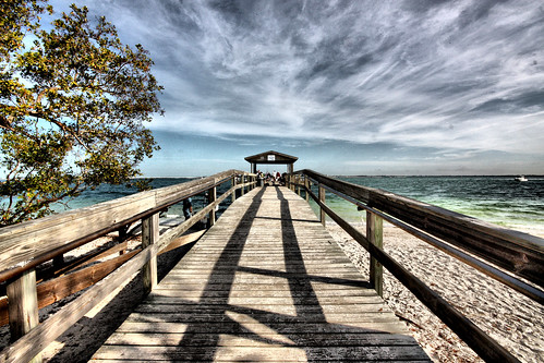 Sanibel Fishing Pier