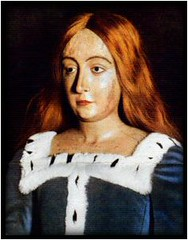 Queen Elizabeth of York, wife of Henry VII, mother of Henry VIII, and her relations