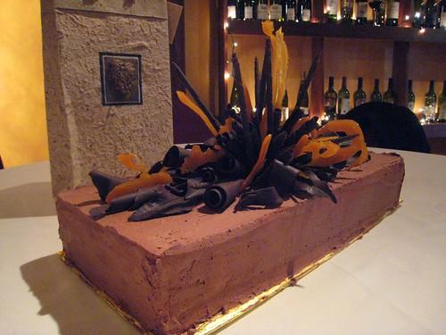 John Steinberg's Birthday Party, chocolate,… IMG_7724