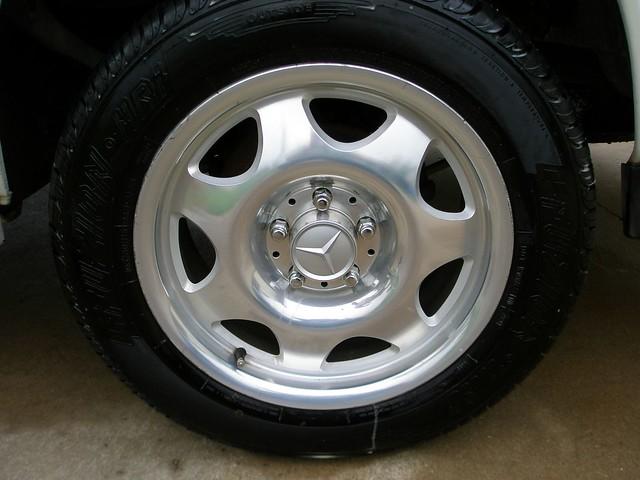 16 mercedes wheels vanagon. Black Bedroom Furniture Sets. Home Design Ideas