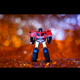 Optimus Prime ver.II