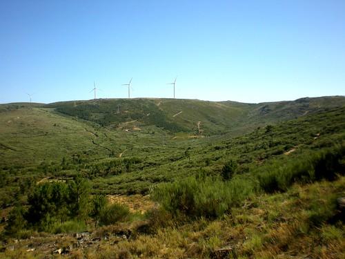 Serra de Leomil 80° direita