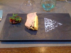 Foie gras à Monpazier