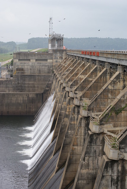 The Next 100 Years >> Walter F. George Dam   Flickr - Photo Sharing!
