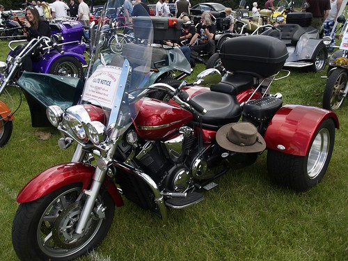 BB Custom V Twin Trike - 2007