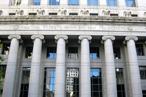 San Francisco - Financial District: Old Federal Reserve Bank of San Francisco Building