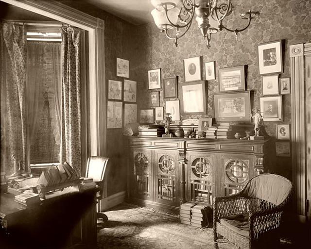 Antique Dining Rooms