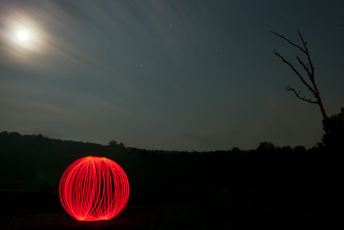 moonlit ball of light II