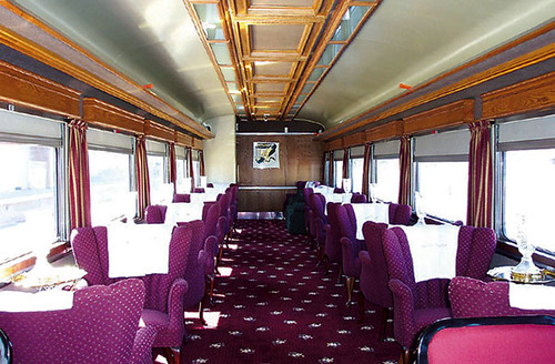 private rail car greenwich harbor lounge parlor dining interior flickr photo sharing. Black Bedroom Furniture Sets. Home Design Ideas
