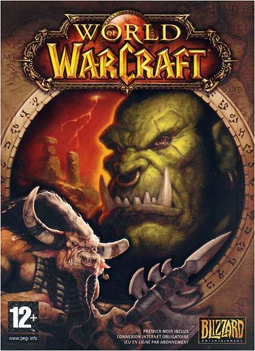 World of Warcraft is one of today's most dominant virtual world games. Image courtesy of Flickr.