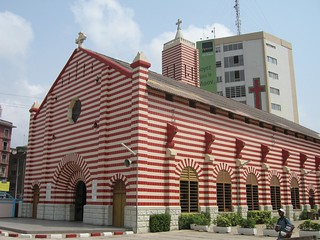 See the Cotonou Cathedral in the city - Things to do in Cotonou