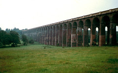 Ouse Valley Viaduct, 1977