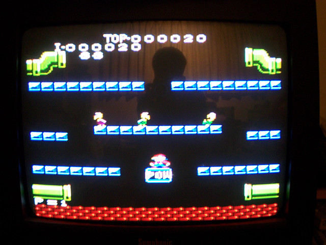 Mario Bros - Atari 7800 | Flickr - Photo Sharing!