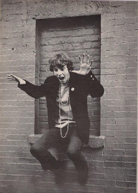 11/03/67 Life Magazine - Mandrake, Hippie Runaway in NYC