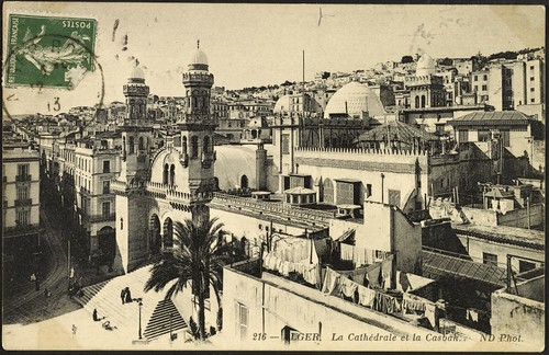 Algiers: The Cathedral and the Casbah (GRI)