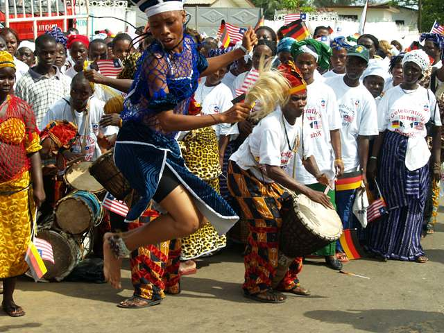 liberian culture Liberia facts: official web sites of liberia, links and information on liberia's art,  culture, geography, history, travel and tourism, cities, the capital city, airlines,.