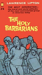 Lawrence Lipton-The Holy Barbarians-UK-Four Square 641-1962