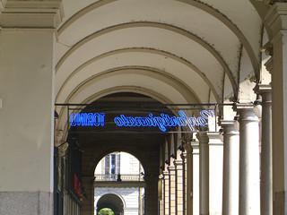 Turin porches