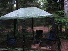 backyard, canopy, gazebo, tent,