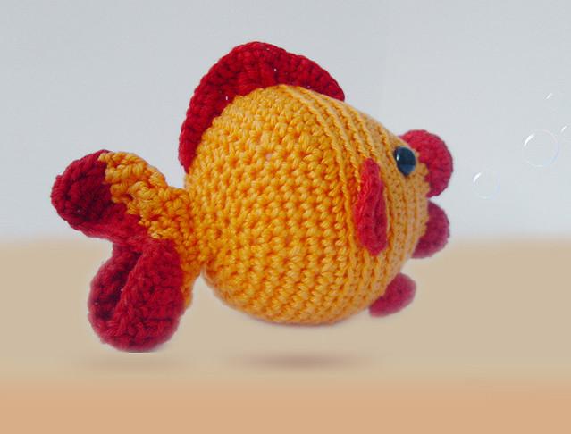 Amigurumi Crochet Fish Pattern : Amigurumi Fish for Creature Crochet Flickr - Photo Sharing!