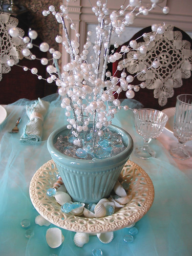 Under the sea centerpieces bing images