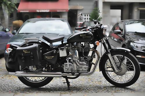 Royal Enfield Bullet Sixty-5 Motorcycle