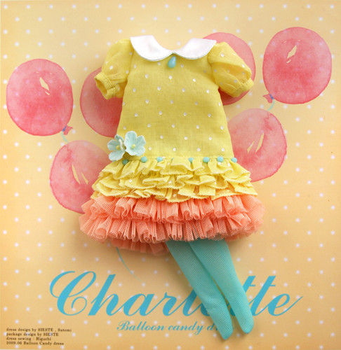 Balloon Candy Dress