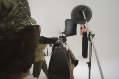 Accessories & Beyond Fashion Photo Shoot - Backstage Video