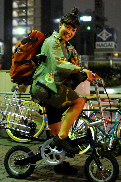 Yukata Rider♡(座敷ワラシ)