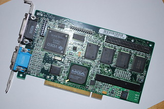 Computer Graphics Card photo