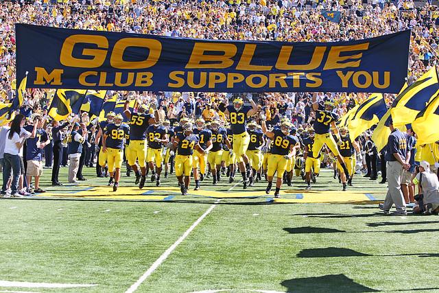University of Michigan Football | Flickr - Photo Sharing!