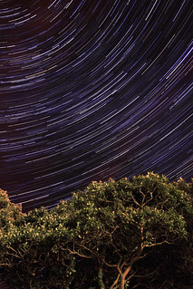 Startrails from Wales | by SteveP!