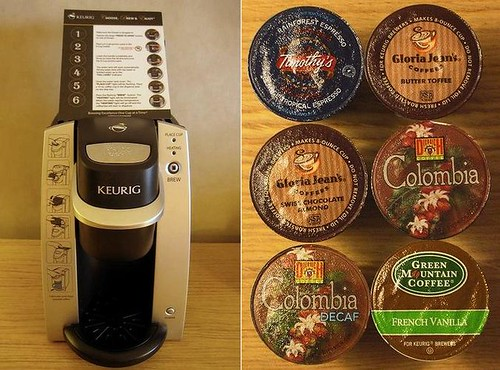 k cup coffee