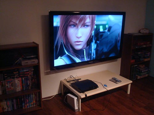 FF XIII and the New TV