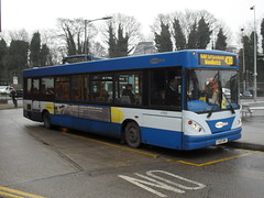 metropolitan area, vehicle, transport, mode of transport, public transport, dennis dart, tour bus service, land vehicle, bus,