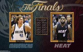 2011 NBA Finals (Heat-Mavericks)