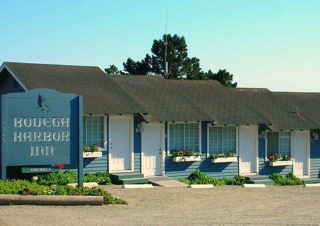 Bodega Bay Hotels Motels