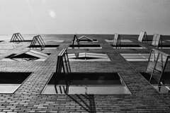 """Piraeus"" by Kollhoff and Rapp: windows, Amsterdam"