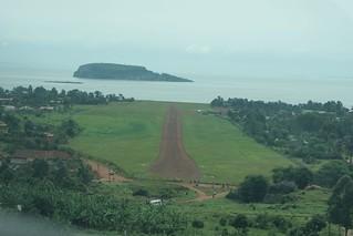 Bukoba airport runway