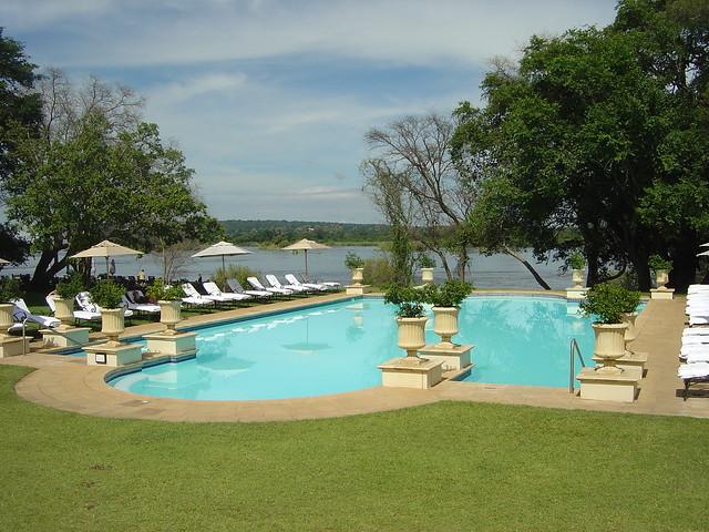 Royal Livingstone Hotel Restaurant Menu