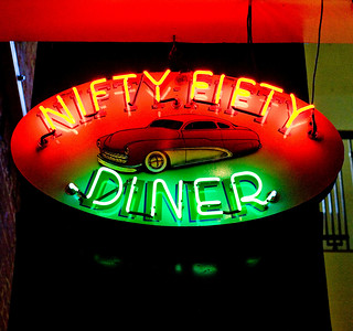 Nifty Fifty Diner
