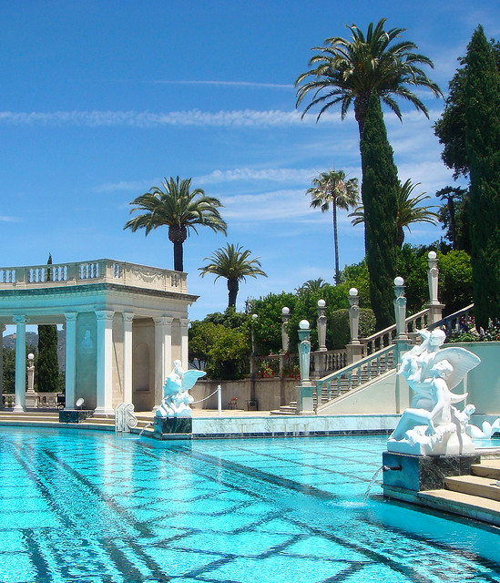 Hearst Castle San Simeon Flickr Photo Sharing