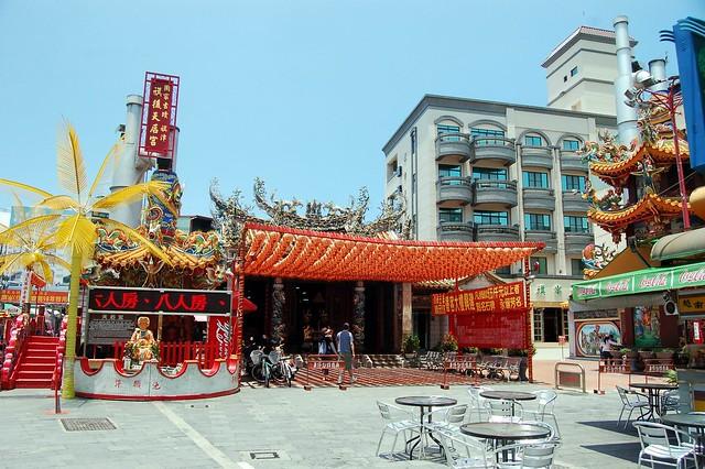 20090706旗津天后宮
