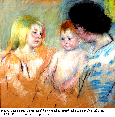 a formal analysis of mary cassatt 2012-06-13 this style explored the formal qualities of color and light  mary cassatt and american impressionism   mary cassatt as the daughter of a.