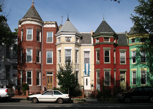 11th Street NW Rowhouses