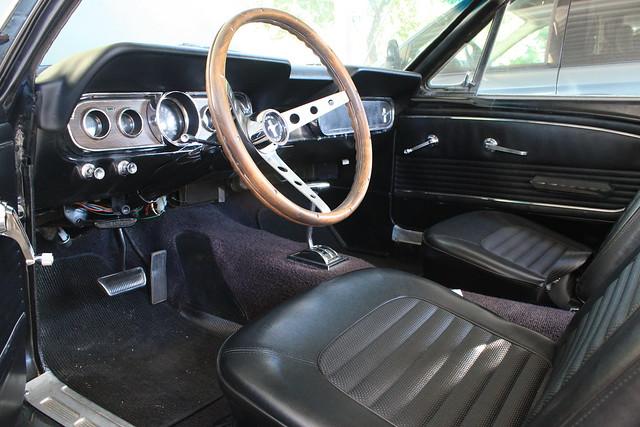 39 66 mustang interior flickr photo sharing
