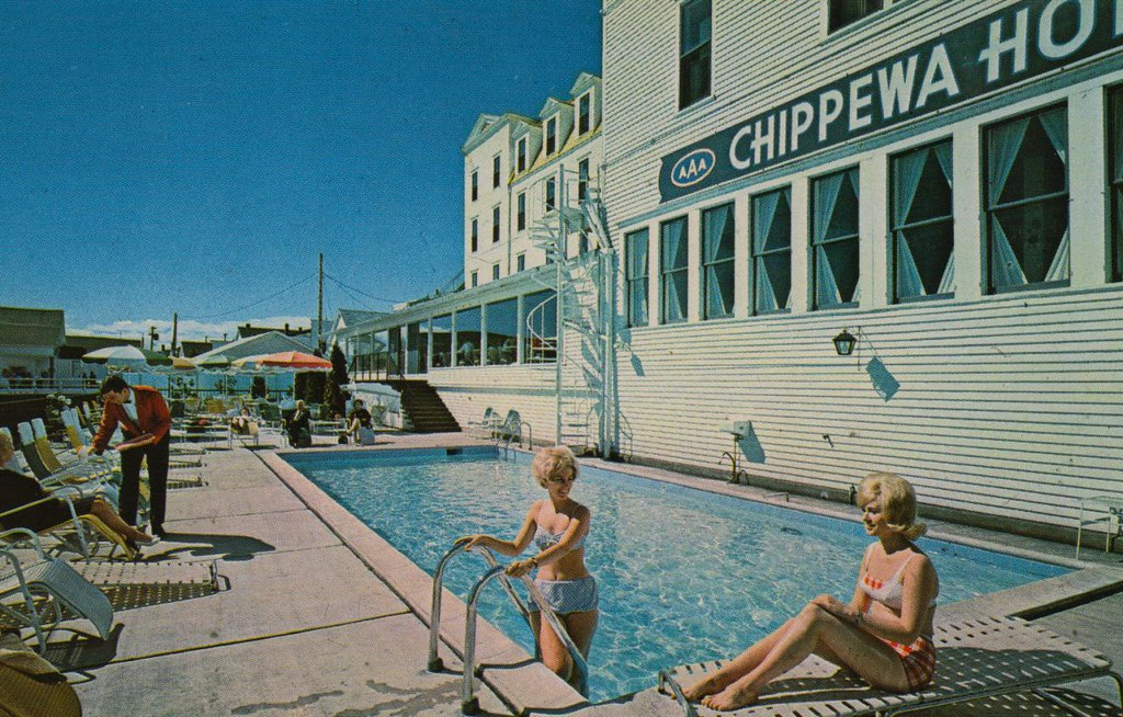 Chippewa Hotel - Mackinac Island, Michigan