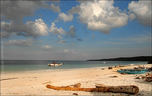 sky white seascape beach nikon south d200 sands sulawesi bira bulukumba