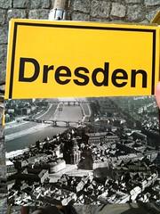 Dresden postcards